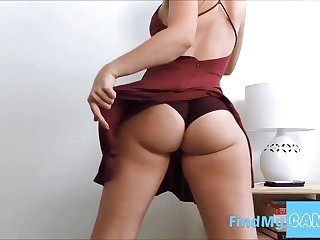 PHAT ASS WHITE GIRL TWERK Slow Mo