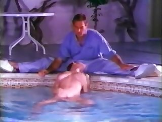 Nikki great fuck by the pool