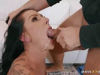 oral sex is something that Texas Patti prefers with her horny friend