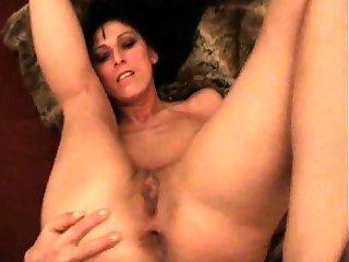 Extreme amateur brunette pov blowjob
