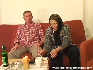 Old couple loves to have sex with young amateurs like sexy Zdenka B
