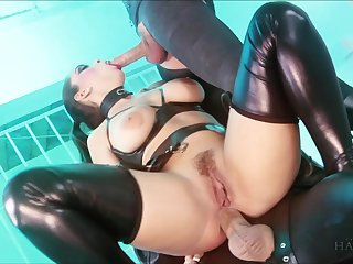 Liza Del Sierra & Jay Snakes & Seb Cam in Strung out and suspended - Fetish Prison Threeway - KINK