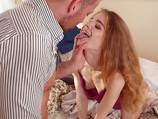 Wild fucking in the morning with flexible girlfriend Sabrina Spice