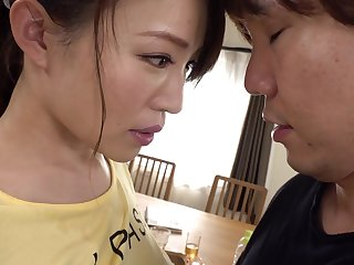 Rinne Toka - A Muscular Workout Wife S Orgasmic Cowgirl Position - TOKA RINNE