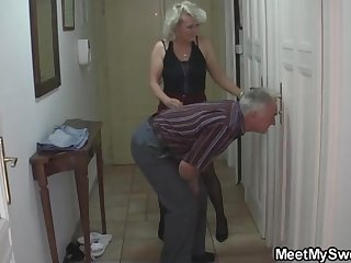 Mature blondie gal and her kinky neighbors are constantly gathering up and tearing up like ultra-kinky
