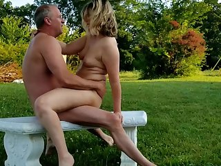Fun Sex Outdoor