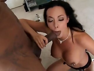 Sugar brunette UK youthful slut Rio Lee getting sperm blast on her face