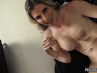 Huge tits amateur milf creampie Cory Chase in Revenge On